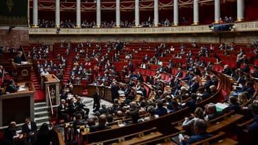 Assemblée nationale le 20 février dernier