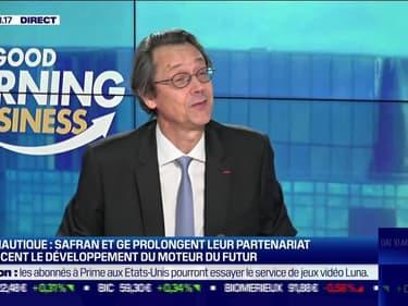 Olivier Andriès (Safran): Safran et GE lancent le développement du moteur du futur - 15/06