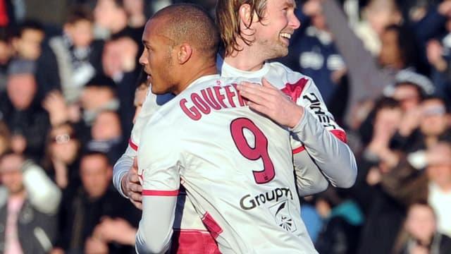 Plasil et Gouffran vont tenter de faire tomber Montpellier