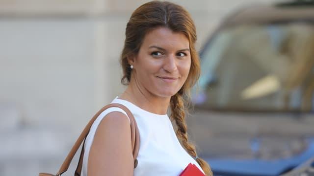 Marlène Schiappa, secrétaire d'Etat à l'Egalité femmes-hommes