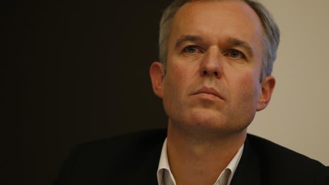 François de Rugy à Paris, en octobre 2015. - Thomas Samson - AFP