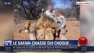 Le safari-chasse qui choque