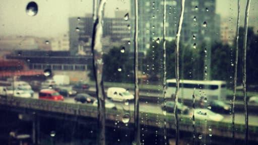 Le mois de juillet 2014 a été particulièrement pluvieux dans l'Hexagone.