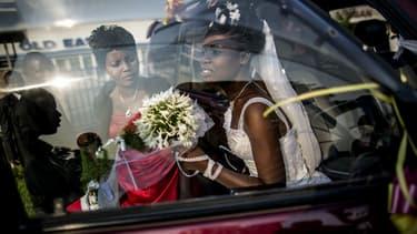 Un mariage à Bujumbra, au Burundi, en 2015 (photo d'illustration)