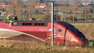 Un Thalys (photo d'illustration)