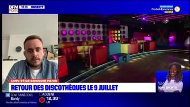 """""""Je ne peux pas rouvrir avec ces conditions"""": le gérant d'une discothèque parisienne se confie après l'annonce de la réouverture des boîtes de nuit le 9 juillet"""