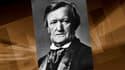 Un portrait de Richard Wagner, daté de 1871.