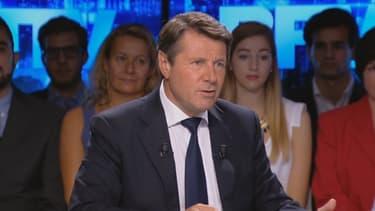 Christian Estrosi en appelle à Nicolas Sarkozy pour la présidentielle de 2017.