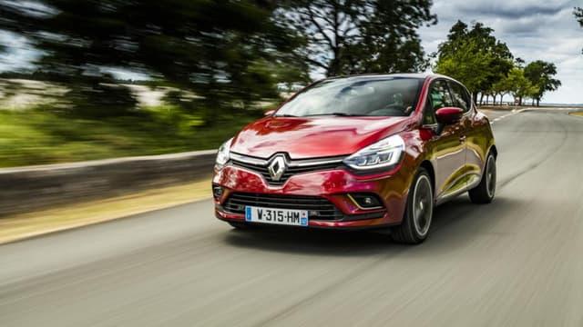 La Clio devance désormais la Twingo au classement Auto Plus des voitures les plus volées en France.