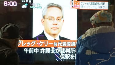 Greg Kelly, l'ex bras droit de Carlos Ghosn, est toujours au Japon.