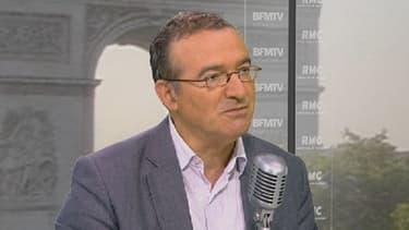 Hervé Mariton était l'invité de Bourdin Direct ce jeudi.