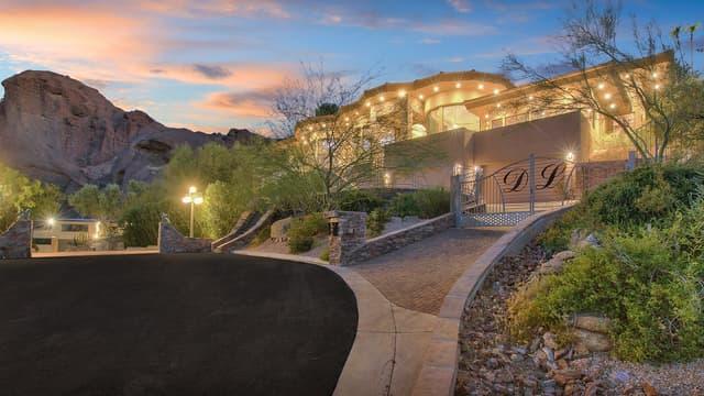 La maison d'Alicia Keys à Pheonix est à vendre