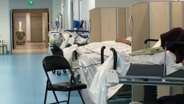 Un hôpital (Photo d'illustration). - AFP