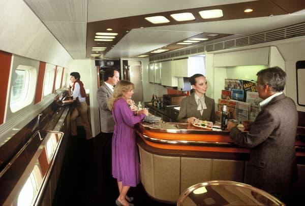 TGV: la première voiture bar