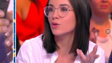La chroniqueuse Agathe Auproux.