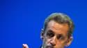 Nicolas Sarkozy en meeting à Toulon le 21 octobre dernier.
