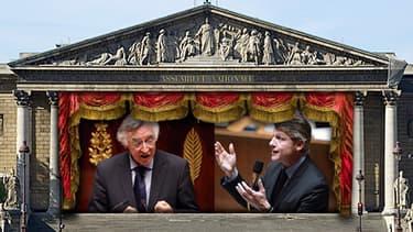 Le socialiste Yves Durand a taclé Jean-François Copé et l'UMP, mercredi lors des questions au gouvernement.