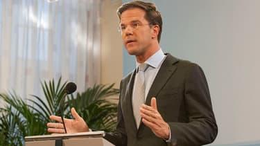 Les libéraux de Mark Rutte sont arrivés en tête des élections néerlandaises