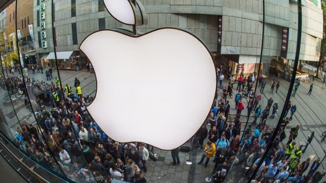 Apple a décidé de ne pas utiliser de saphir pour son iPhone6.