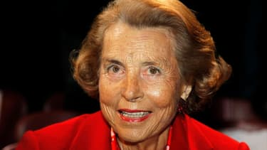 Liliane Bettencourt (Reuters)