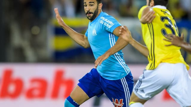 Adil Rami contre Fenerbahçe