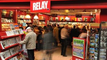 Relay reste le prestataire de la SNCF pour les points presse.
