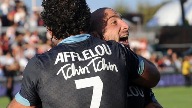 Marmouyet et Roumieu fêtent la victoire