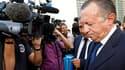 L'homme fort du Parti socialiste des Bouches-du Rhône, Jean-Noël Guérini, a été mis en examen jeudi dans une affaire de marchés publics présumés frauduleux de l'agglomération marseillaise. /Photo prise le 8 septembre 2011/REUTERS/Jean-Paul Pélissier