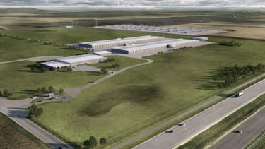 Le futur datacenter d'Apple dans l'Iowa, d'une superficie de 37.000 mètres carrés (3,7 hectares), sera mis en service en 2020.