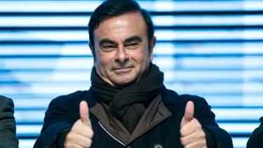 Carlos Ghosn peut avoir le sourire