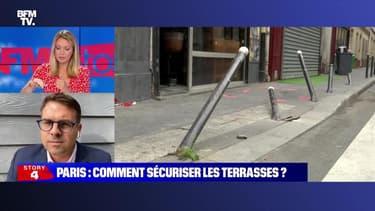 Story 5 : Accident dans le 17ème arrondissement, comment sécuriser les terrasses ? - 30/07