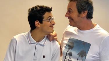 Paul et Jean-Luc Reichman.