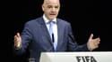 Gianni Infantino, le nouveau président de la Fifa