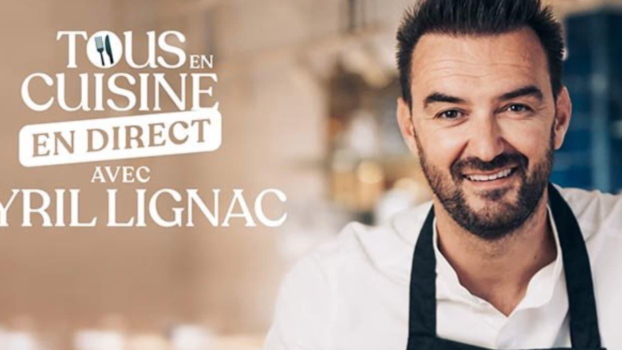 Cyril Lignac, le chef qui a donné le goût de cuisiner à la maison