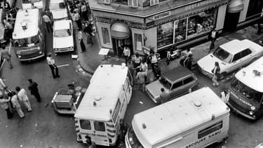 L'attentat de la rue des Rosiers a fait 6 morts et 22 blessés, le 9 août 1982.