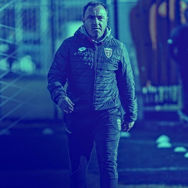 Cristian Brocchi, ex entraîneur de Monza, passé par le banc de l'AC Milan