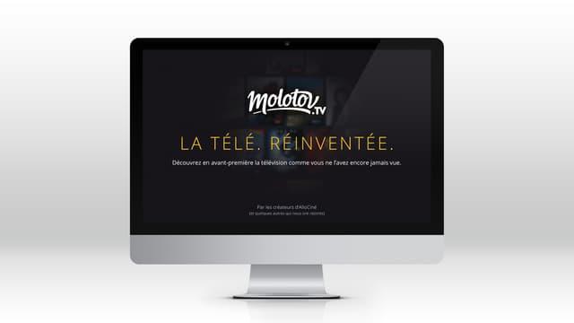 Le site Molotov.tv sera lancé à l'automne prochain et sera accessible sur plusieurs types d'écrans