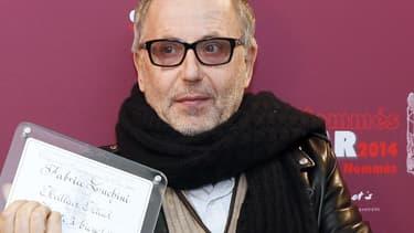 Fabrice Luchini en février 2014.