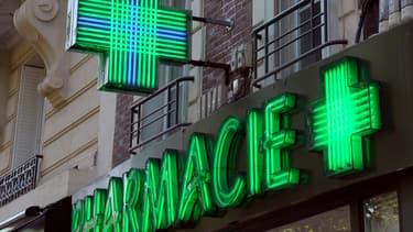 Une pharmacie (image d'illustration)