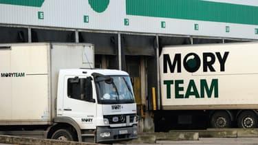 La liquidation judiciaire de Mory Global va entraîner le licenciement de 2.150 emplois.