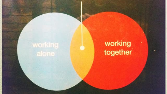 C'est autre chose que des économies que recherchent les multinationales qui s'installent en coworking.