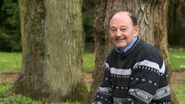 Michel Tournier, le 4 avril 2005