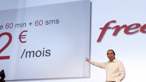 Xavier Niel veut mettre la main sur T-Mobile US, quatrième opérateur sur le marché américain.