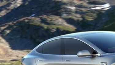 La Model 3 a déjà reçu assez de commandes pour occuper Tesla pendant un an