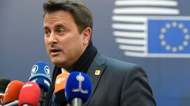 Xavier Bettel, le Premier ministre luxembourgeois.