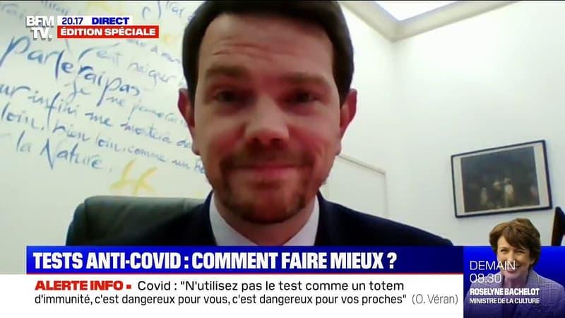 Covid-19: à Charleville-Mézières, l'opération de dépistage massif de la population aura lieu