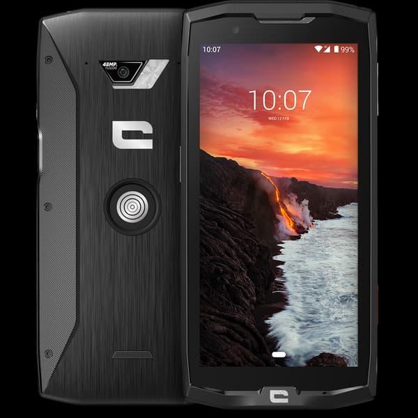 Un exemple de smartphone durci conçu par Crosscall