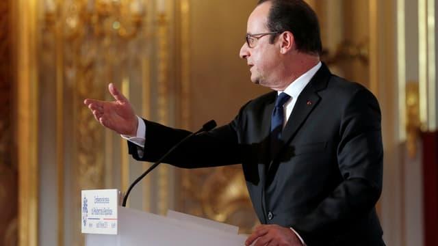 François Hollande a expliqué que cette agence ne disposera pas de fonds nouveaux