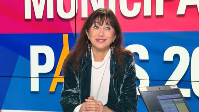 Marie-Claire Carrère-Gée est candidate à l'investiture des Républicains pour les municipales de 2020.