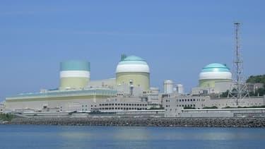 La centrale nucléaire d'Ikata, sur l'île de Shikoku, est arrêtée comme tous les réacteurs japonais.